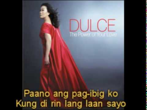 DULCE - PAANO with lyric