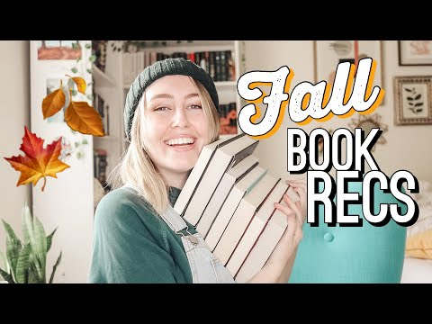 More Fall Book Recommendations🍁