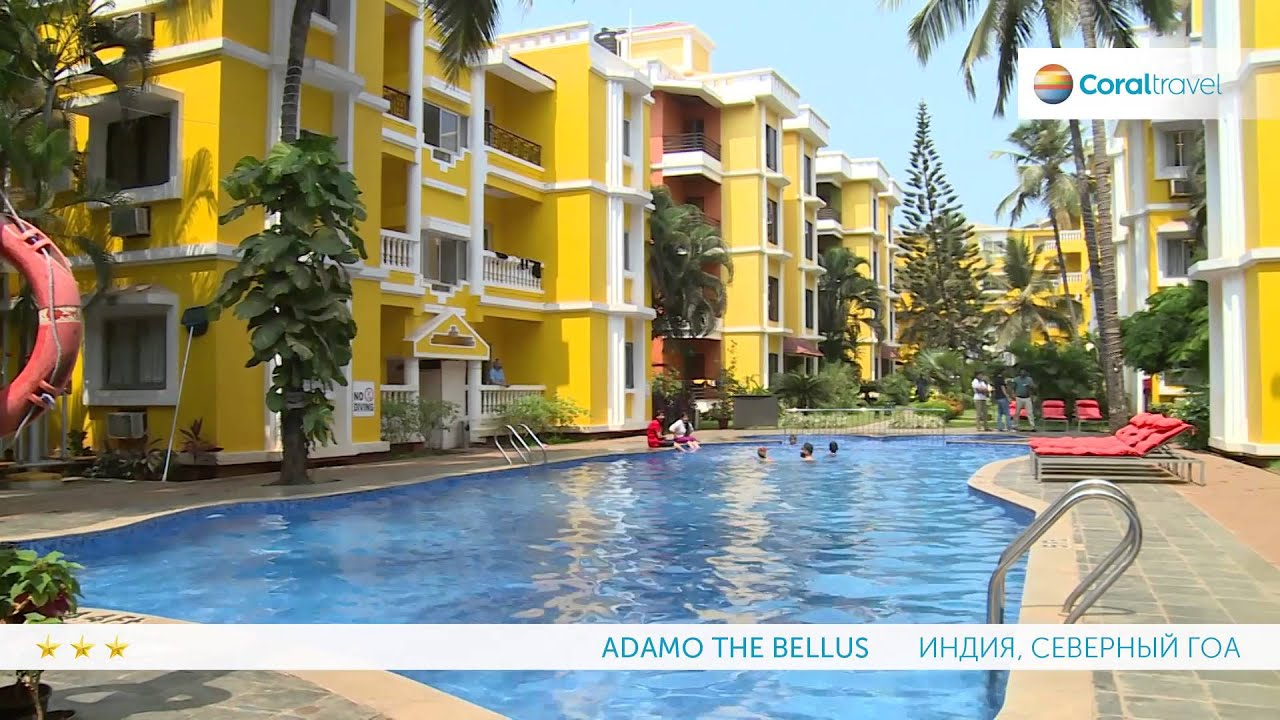Image result for Adamo The Bellus, Goa