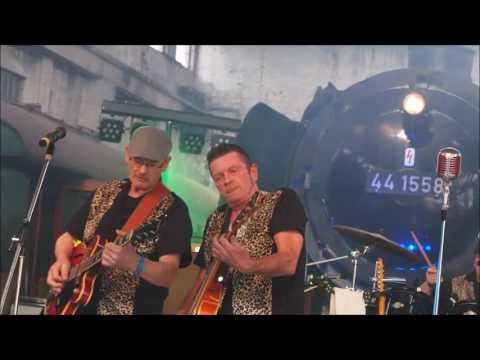 Rock am Bahnwerk - Brian Berry & the Beatkings 1