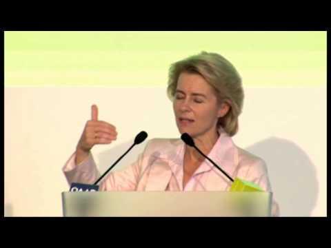 Rede von Ursula von der Leyen am Zukunftsforum Soziales (05.10.2012)