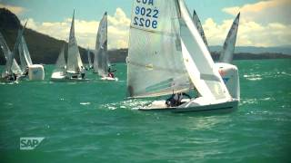 2011 SAP 5O5 World Championship: PreWorld Highlights