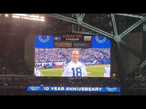 2006 Colts Super Bowl XLI Reunion - November 2016