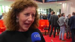 Datacentre geopend door minister Ingrid van Engelshoven
