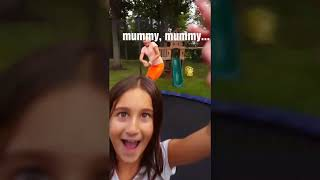 Fun Games On The Trampoline