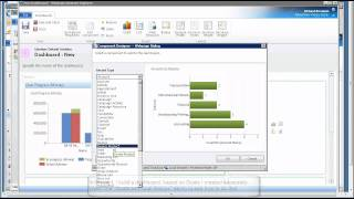 What's New in CRM 2011 Session 2: Charts and Dashboards