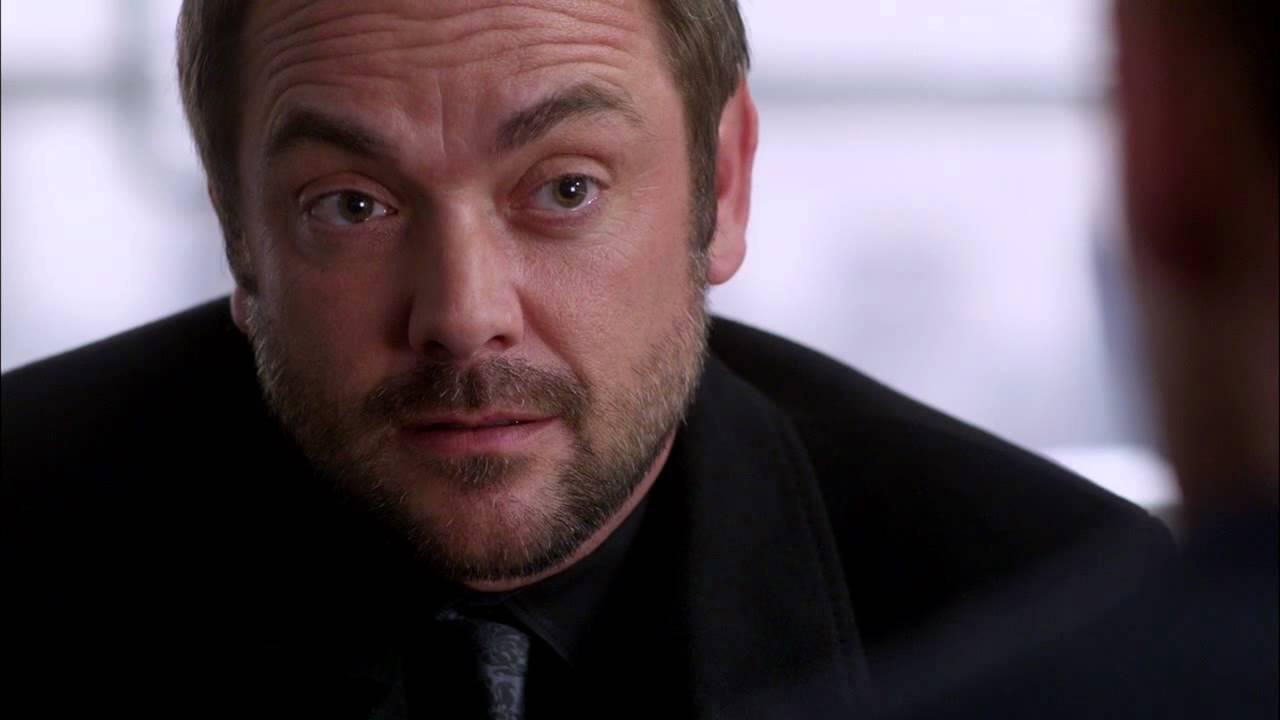 Crowley Supernatural