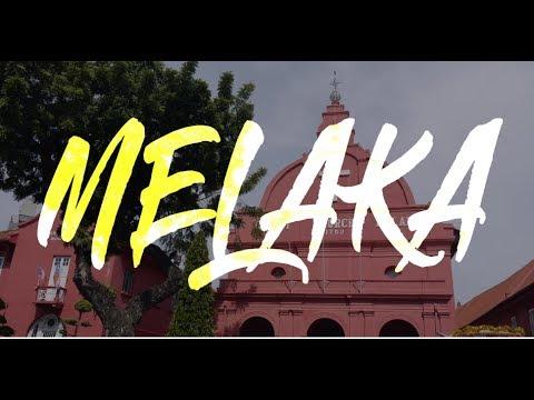 Visit MELAKA (Malaysia) 4 days trip 2017