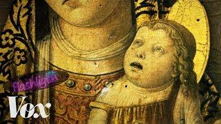Почему средневековые дети похожи на старых мужиков