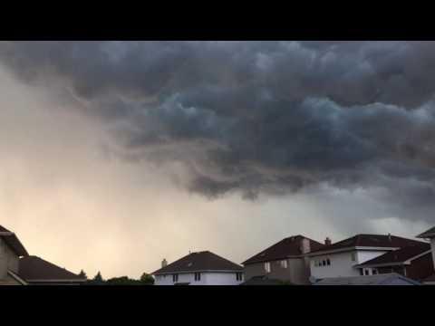 Oak Lawn, IL - Lightning Storm