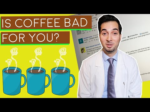 Is Coffee Bad For You | How Much Caffeine In A Cup Of Coffee | Responding To Your Comments
