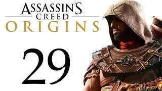 Assassin's Creed: Истоки - Гиза [#29] сюжет + побочки   PC