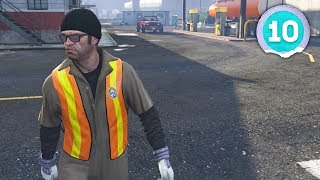 GOING UNDERCOVER - Grand Theft Auto 5 - Part 10