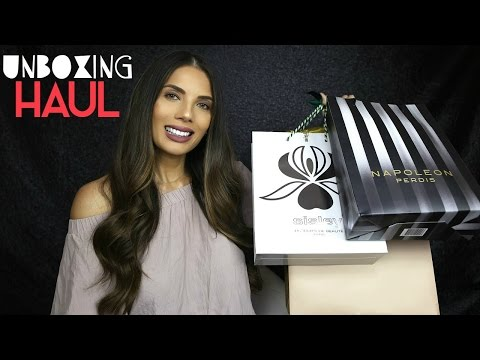 UNBOXING HAUL VIDEO!!! | AMY MAREE COMBER