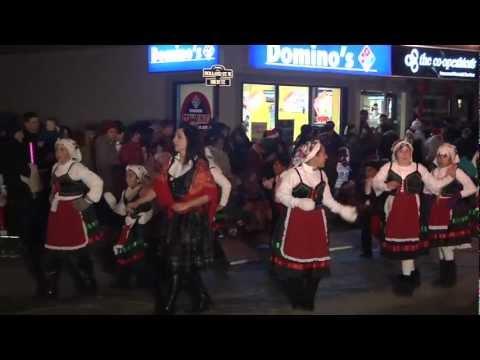 2012 BWG Santa Claus Parade