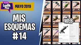 #14 MY MAY SCHEMES + WEB STATISTICS! (DUETO, DOUBLE BOILER) FORTNITE SAVE THE WORLD Guide