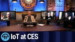 CES 2018 is All About IoT