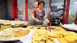 Traditional KOREAN STREET FOOD Tour of Tongin Market | Seoul, South Korea