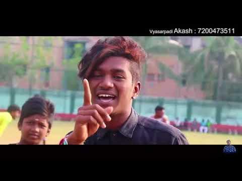 Vyasarpadi Gana Akash | Nanban Song 2018