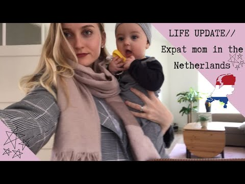 NETHERLANDS EXPAT// LIFE UPDATE CHAT// AMERICA TRAVELS