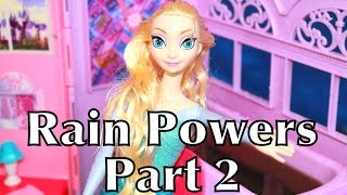 Barbie Frozen RAINBOW HAIR Prank Disney Parody Princess Popstar Doll House AllToyCollector