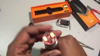 GeekVape Tsunami Mech Kit W/ GeekVape Clapton Coils !