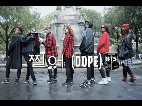 BTS 방탄소년단 - DOPE 쩔어 Dance Cover by NEMESIS from France