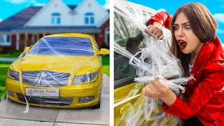 14 Funny Pranks for Your Friends!