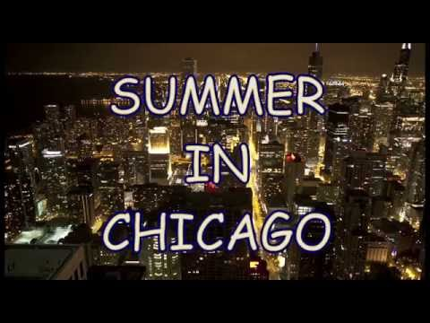 Summer in Chicago: A Visual Documentary Of the City By The Lake