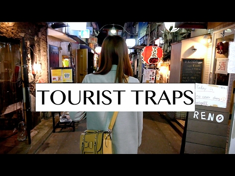 Thumbnail: Tokyo Tourist Traps | Tips For Travel In Japan