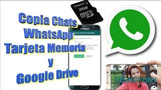 Como pasar los chats de WhatsApp a un nuevo teléfono. Android