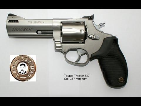 Präsentation Revolver Taurus Tracker Mod  627 -  357 Magnum - review -  Präsentation