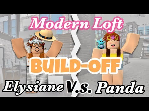 Modern Loft BUILD-OFF: Elysiane V.S. Panda