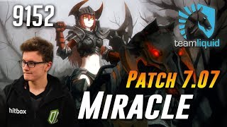 Miracle Chaos Knight 26 Frags - 9152 MMR - Dota 2 Patch 7.07