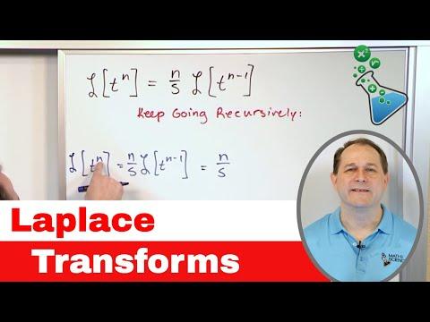 02 - Deriving the Essential Laplace Transforms, Part 1