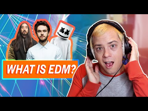 EDM Definition - What is Electronic Dance Music?   What is EDM?