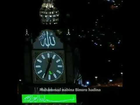 Sholawat Merdu Muhammad Nabina