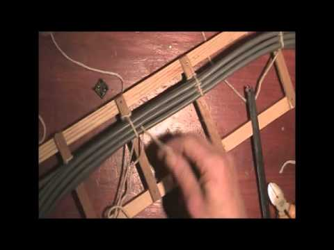 hqdefault lacing cables lets get rid of cable ties youtube wiring harness lacing cord at eliteediting.co