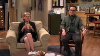 Big bang theory season 10 sheldon questions her mother