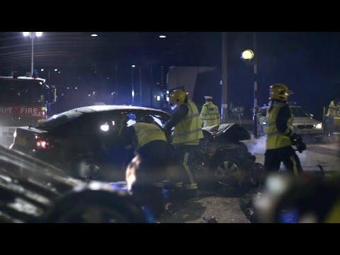 THINK! Don't Drink Drive 50th Anniversary Advert