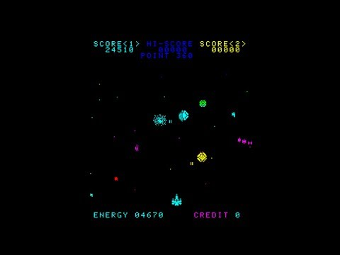 Arcade Longplay - Ozma Wars
