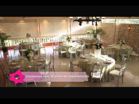 Salones fiesta alto nivel santo domingo youtube for Salones completos baratos