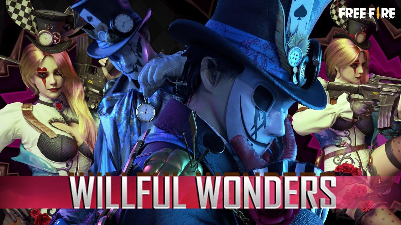 Elite Pass: Willful Wonders | Garena Free Fire