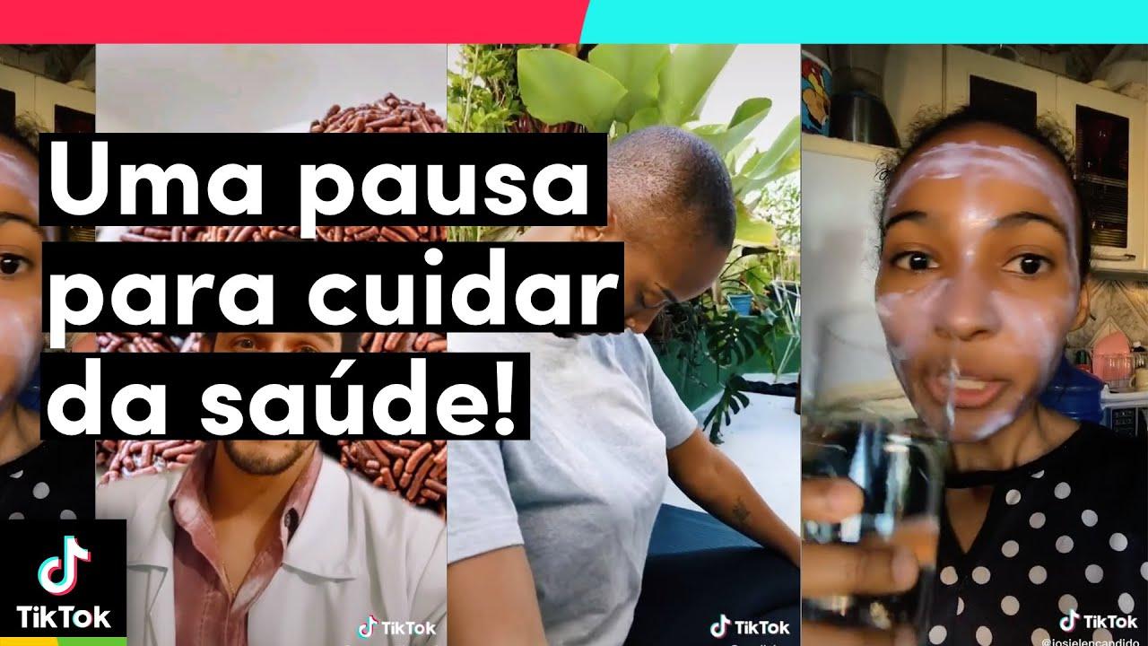 Tá na hora de SE CUIDAR! | TikTok Brasil