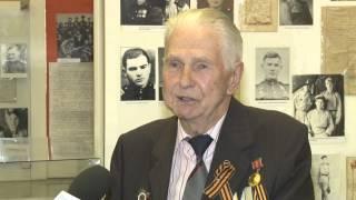 В музее боевой славы школы № 11 в Керчи прошел Всероссийский урок, посвященный 70-летию Победы