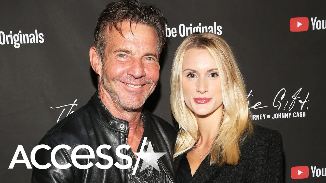 Dennis Quaid says 39-year age difference with new wife 'just doesn't ...