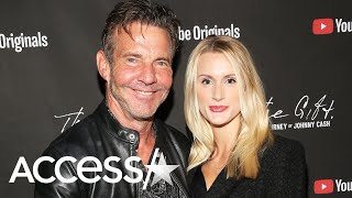 Dennis Quaid Addresses 39-Year Age Gap With Fiancée Laura Savoie: 'It Really Doesn't Bother Us'