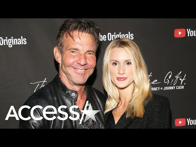 Dennis Quaid Addresses 39-Year Age Gap With Fiancée Laura Savoie\: \'It Really Doesn\'t Bother Us\'