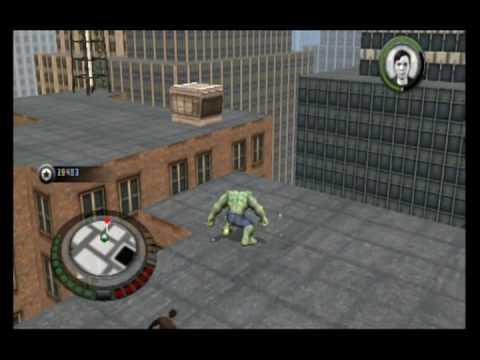 Play The Hulk Game Here - A Arcade Game on FOG.COM