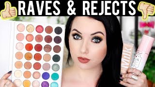 SEPTEMBER RAVES & REJECTS 2017! Foundation, Drugstore Liquid Lipstick, Awesome Highlighters